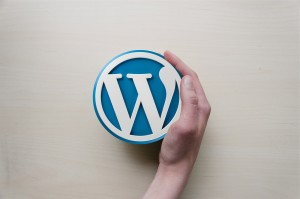 wordpress-hand