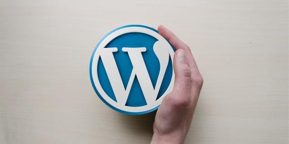 wordpress-hand
