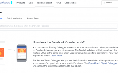 Fixing your WordPress Featured Image with Facebook Debugger