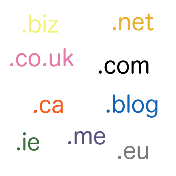 How to Register a Domain Name with Blacknight