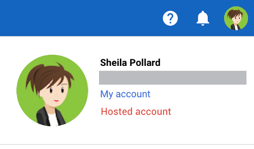 Adsense Hosted Account