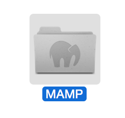 MAMP Application Folder