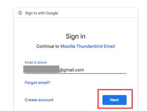 Thunderbird-Gmail-Sign-In