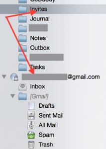 Thunderbird Select Folder to Upload