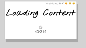 Print My Blog Loading Content